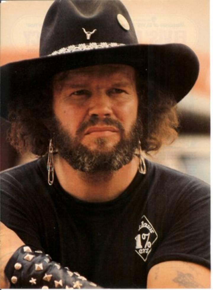 David Allan Coe @ The Redneck Country Club - Stafford, TX