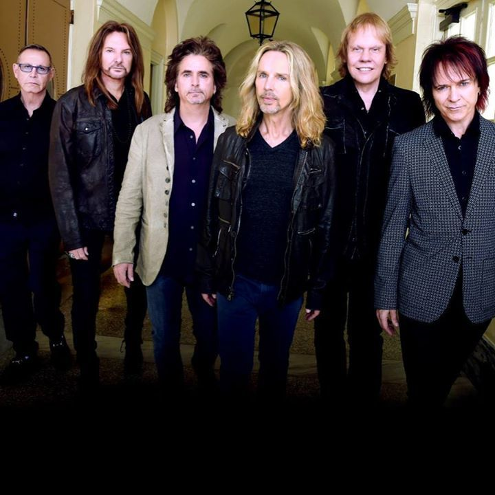 Styx @ Ralph Engelstad Arena - Grand Forks, ND