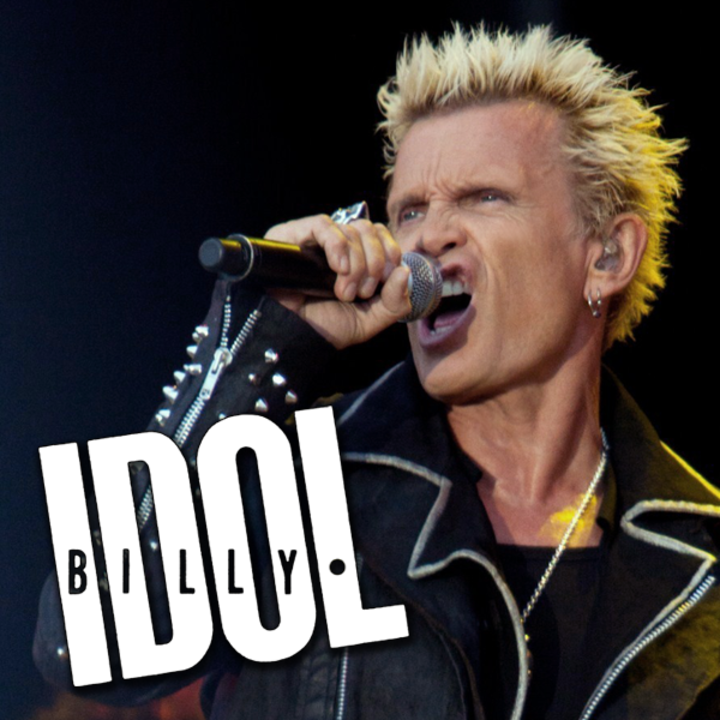 Billy Idol @ The Mountain Winery - Saratoga, CA