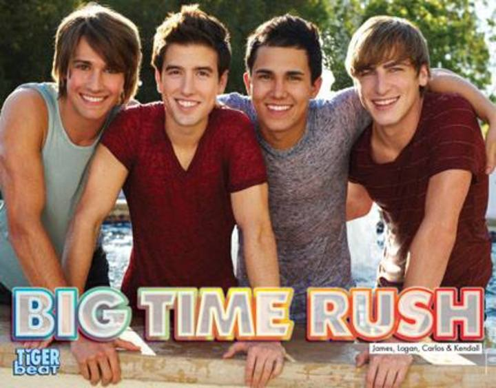 Big Time Rush @ Cruzan Amphitheatre - West Palm Beach, FL