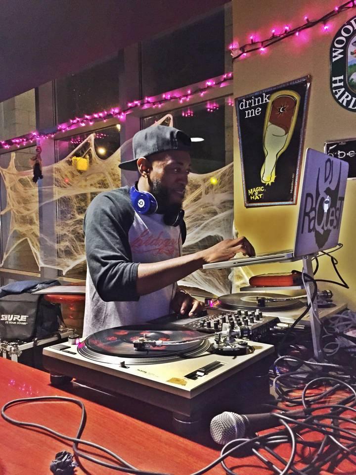 DJ Raquest Tour Dates