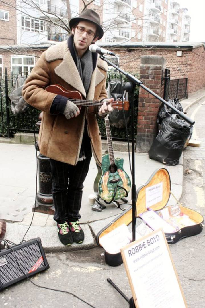 Robbie Boyd @ Louisiana - Bristol, United Kingdom
