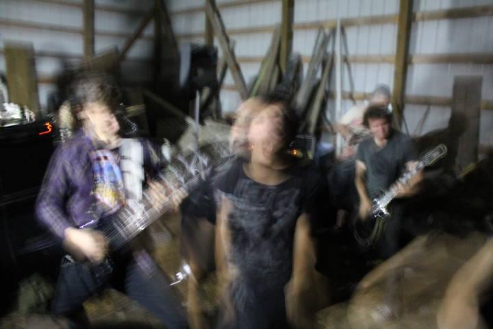 Dead Hour Noise Tour Dates