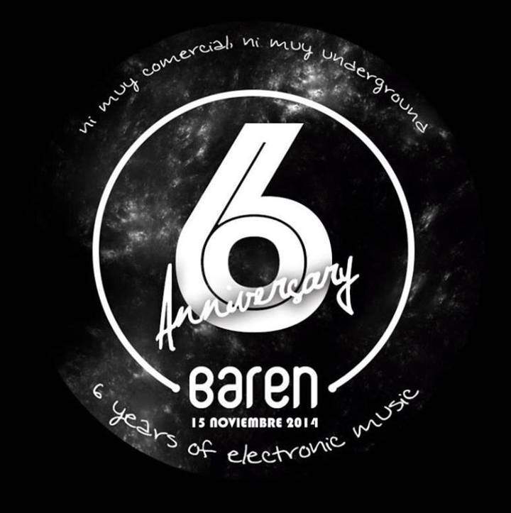 Baren Tour Dates
