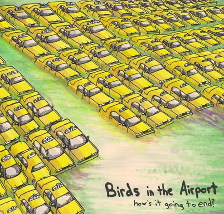 Birds in the Airport @ U.S. Cellular Stage at the Bijou Theatre - Knoxville, TN
