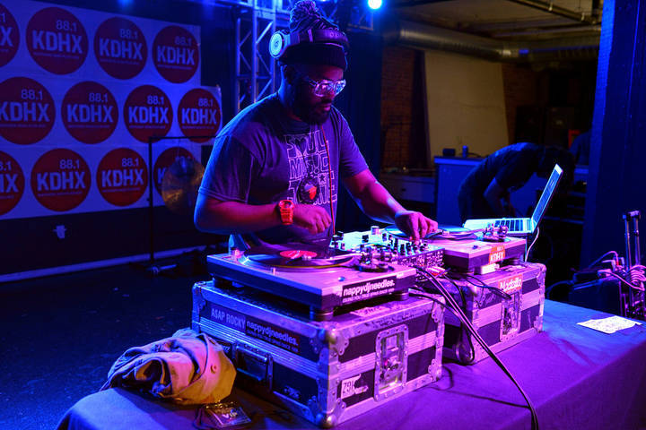 Nappy DJ Needles @ The Demo - St Louis, MO