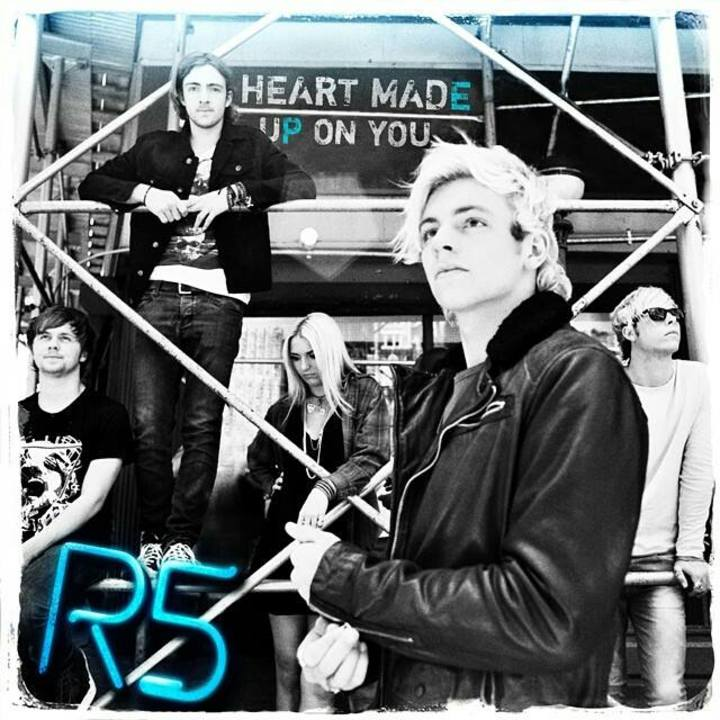 R5Family in Brazil Tour Dates