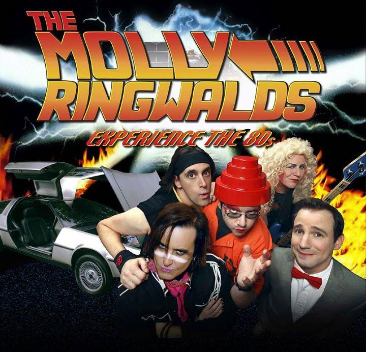 The Molly Ringwalds @ Cypress Bayou Casino - Charenton, LA