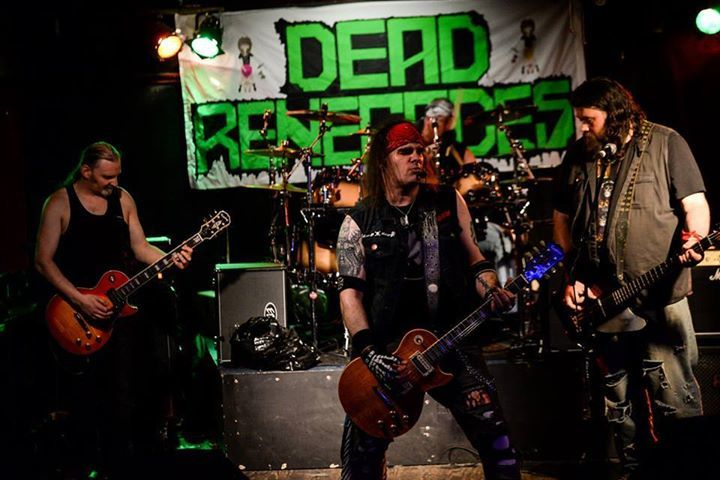 Dead Renegades Official Tour Dates