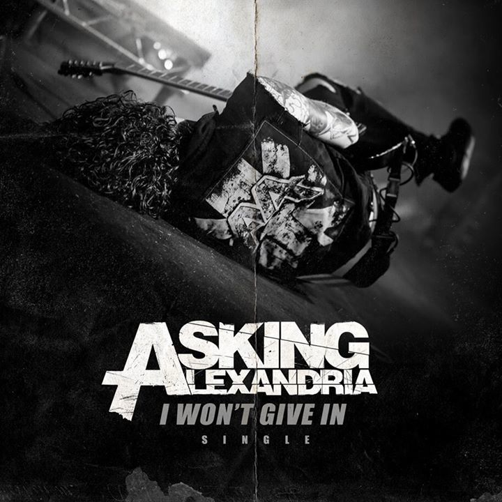 Asking Alexandria @ Brewhouse - Goteborg, Sweden