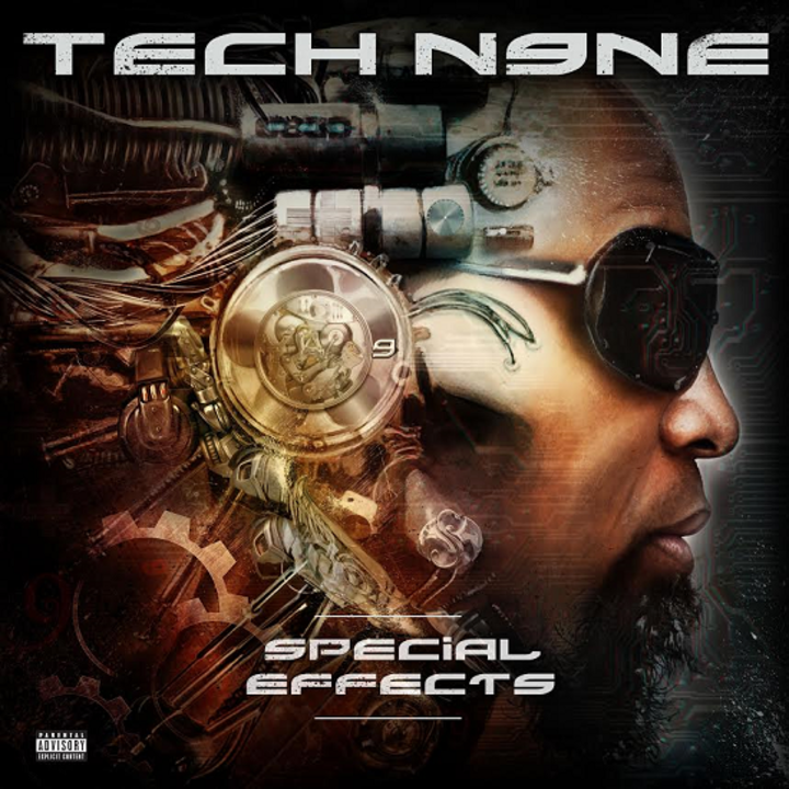 Tech N9ne @ Marathon Music Works - Nashville, TN