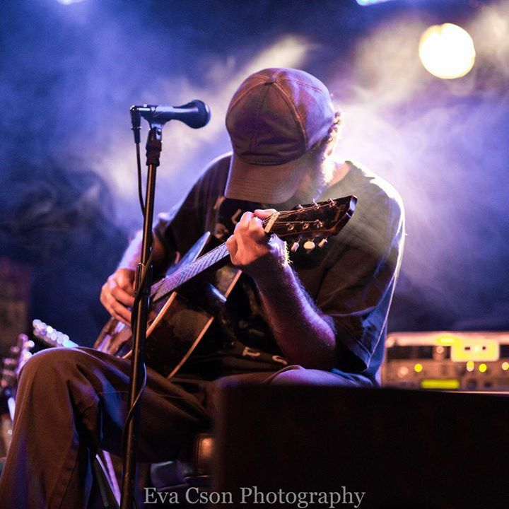 Scott H. Biram @ Cafe Nine - New Haven, CT