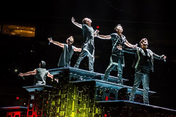 New Kids on the Block @ Scotiabank Place - Ottawa, Canada