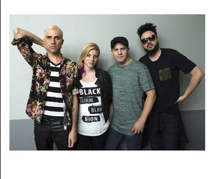 Neon Trees @ Gibson Amphitheatre at Universal CityWalk - Universal City, CA