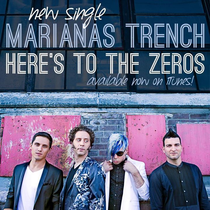 Marianas Trench @ Theatre of Living Arts - Philadelphia, PA