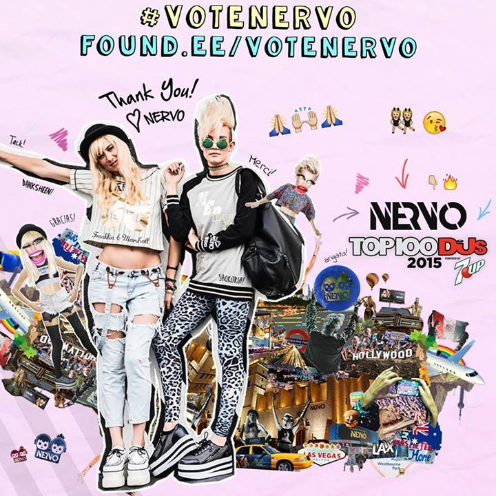 NERVO @ Nation - Liverpool, United Kingdom