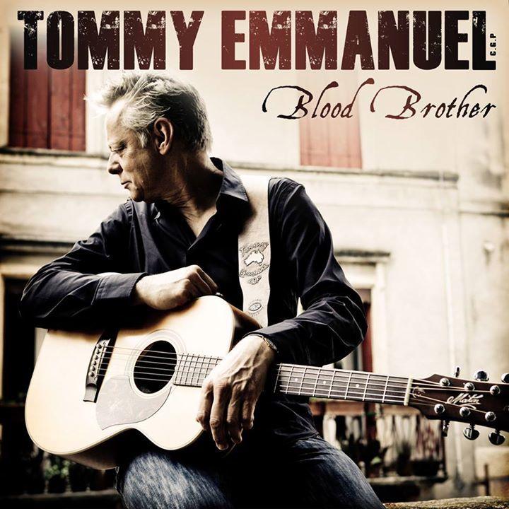 Tommy Emmanuel @ Aylesbury Waterside Theatre - Aylesbury, United Kingdom