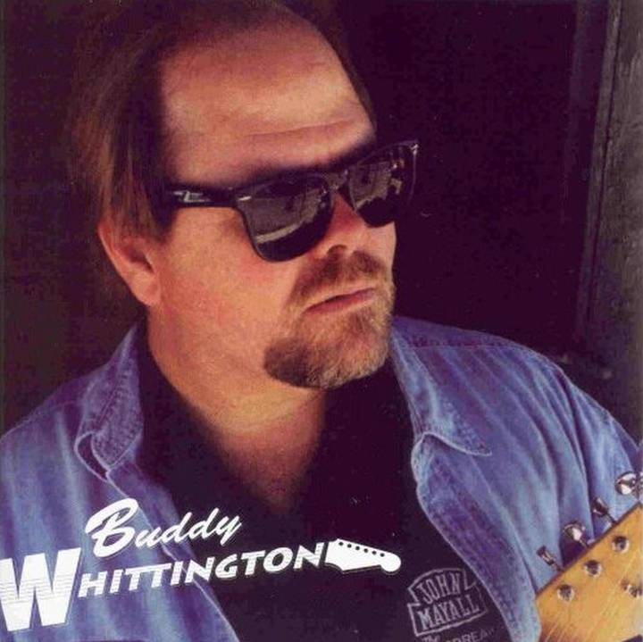 Buddy Whittington @ The Mick Jagger Centre - Dartford, United Kingdom