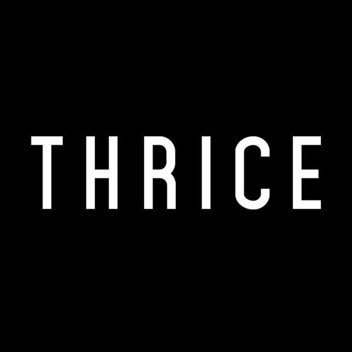 Thrice @ House of Blues (Sold Out) - San Diego, CA