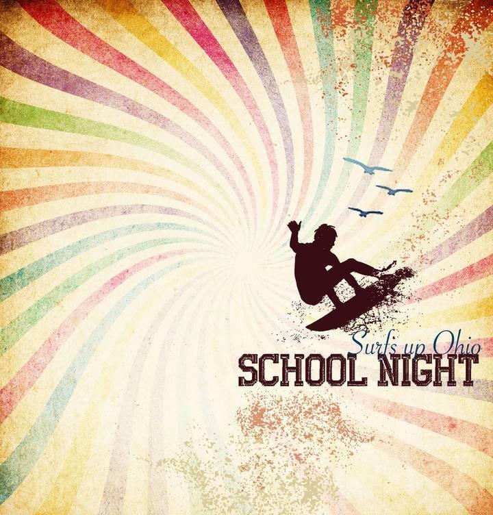 School Night! @ Resident - Los Angeles, CA