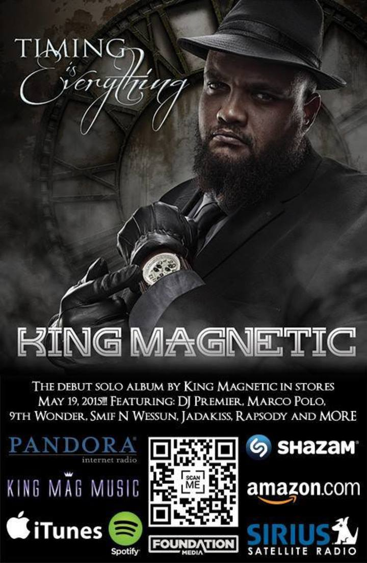 King & The Cauze Tour Dates