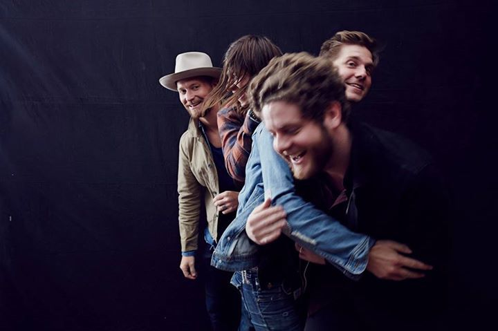 NEEDTOBREATHE @ Huntington University - Huntington, IN