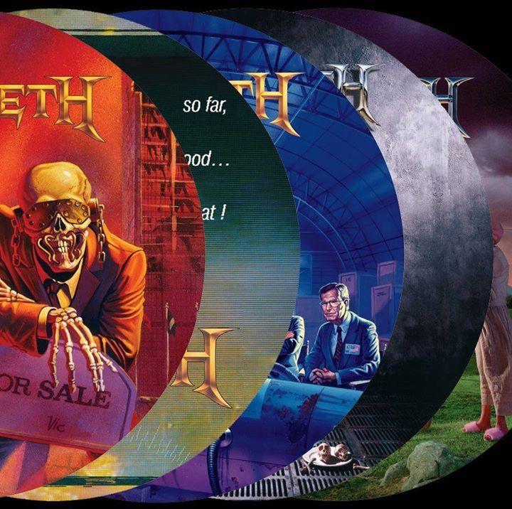 Megadeth @ Foro Sol - Mexico City, Mexico