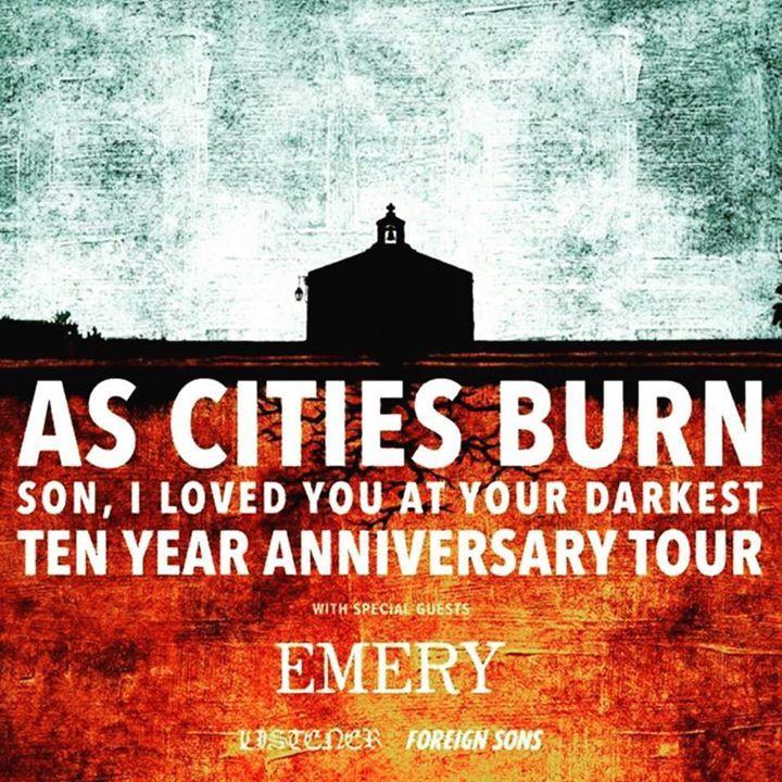 As Cities Burn @ Irving Plaza - New York, NY