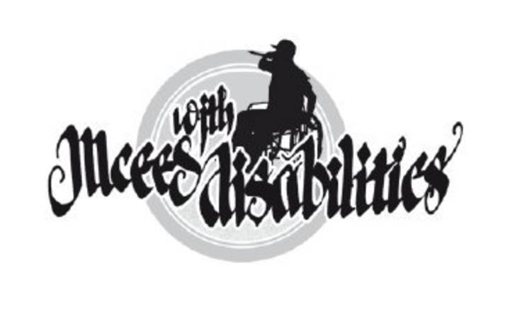 DISABILITY + POSITIVITY = CREATIVITY. KRIP HOP NATION. MCS WITH DISABILITYS Tour Dates