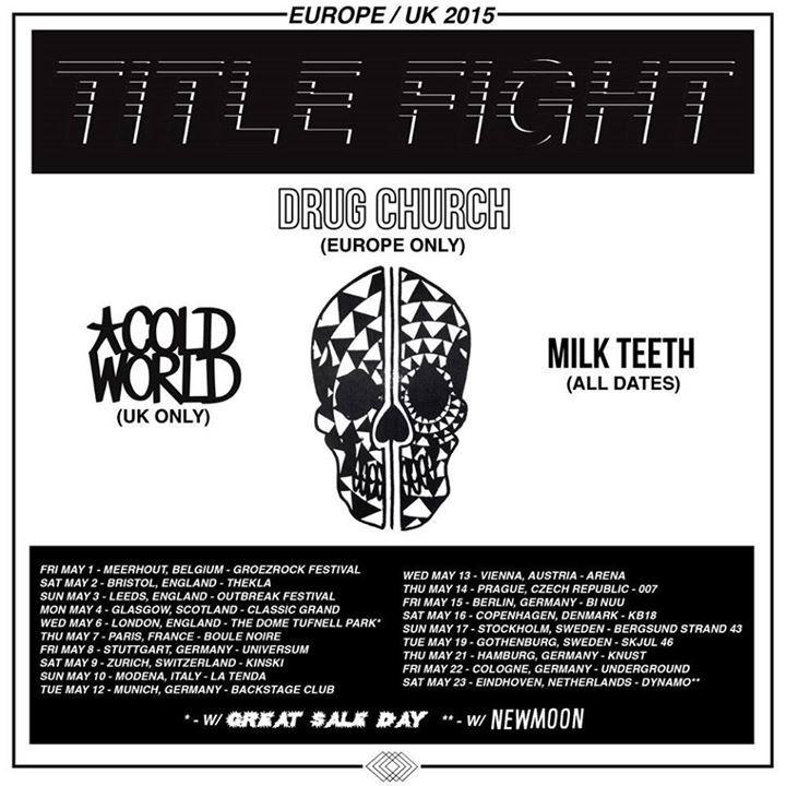 Cold World @ Cobra Lounge - Chicago, IL