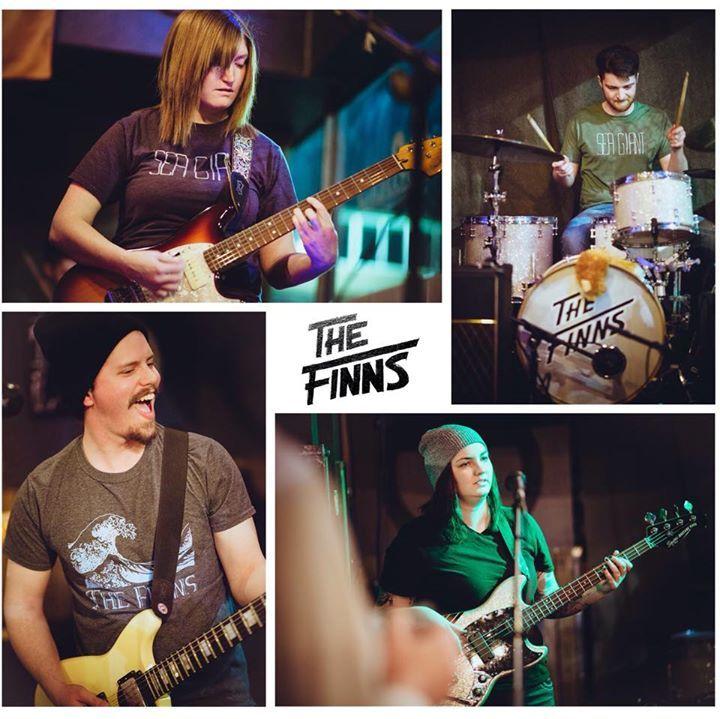 The Finns @ The Vault: Presented by RAW Spokane - Spokane, WA