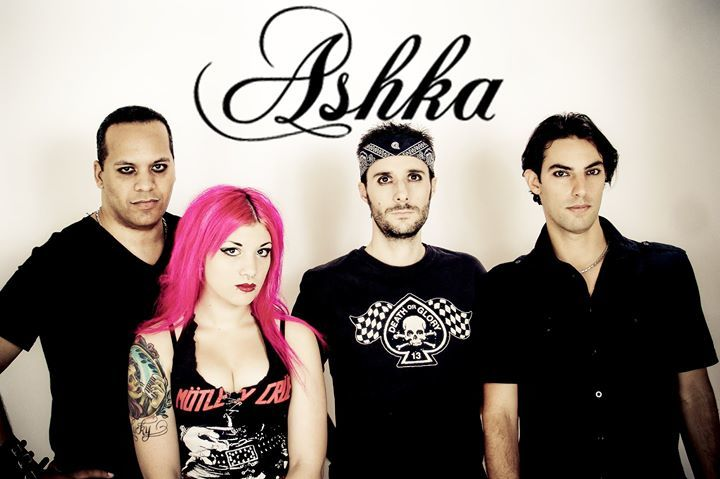 Ashka Tour Dates
