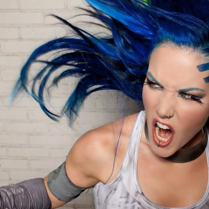 Alissa White-Gluz - Official Page @ House of Blues Sunset Strip - West Hollywood, CA