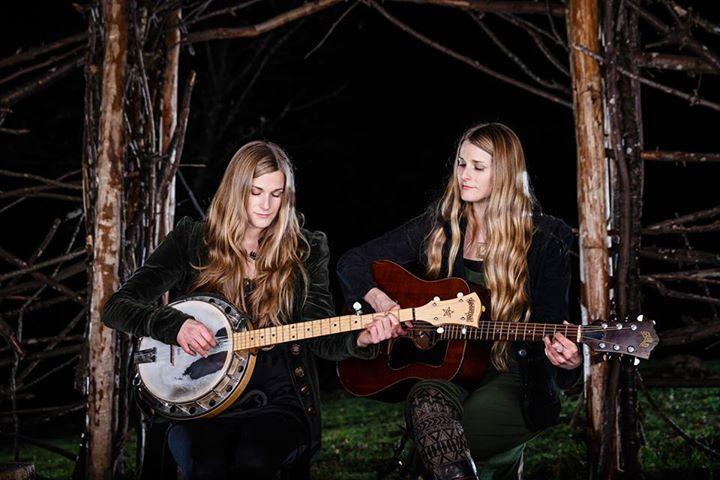 Shook Twins @ Moab Folk Festival - Moab, UT