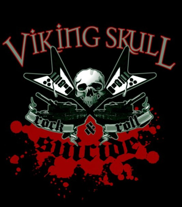 Viking Skull @ Voodoo Lounge - Stamford, United Kingdom