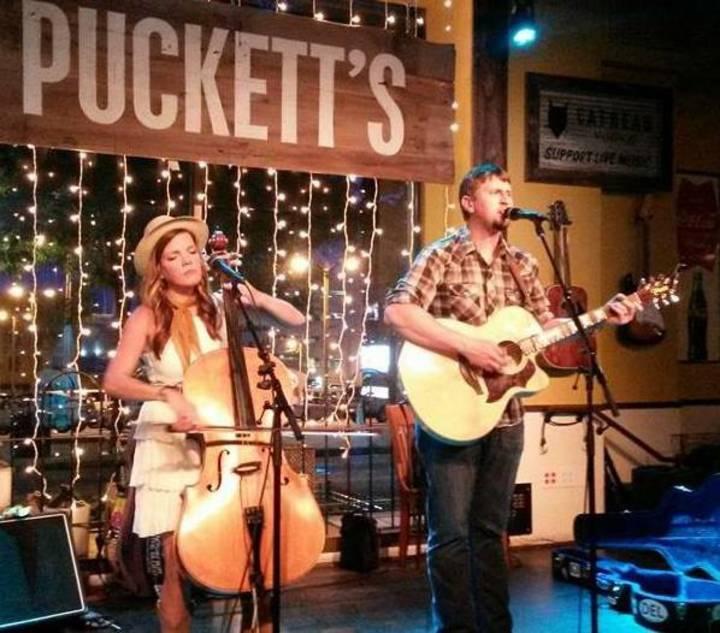 Honey Boy & Boots (Drew Blackwell & Courtney Kinzer) @ Oak Hollow Farm - Fairhope, AL
