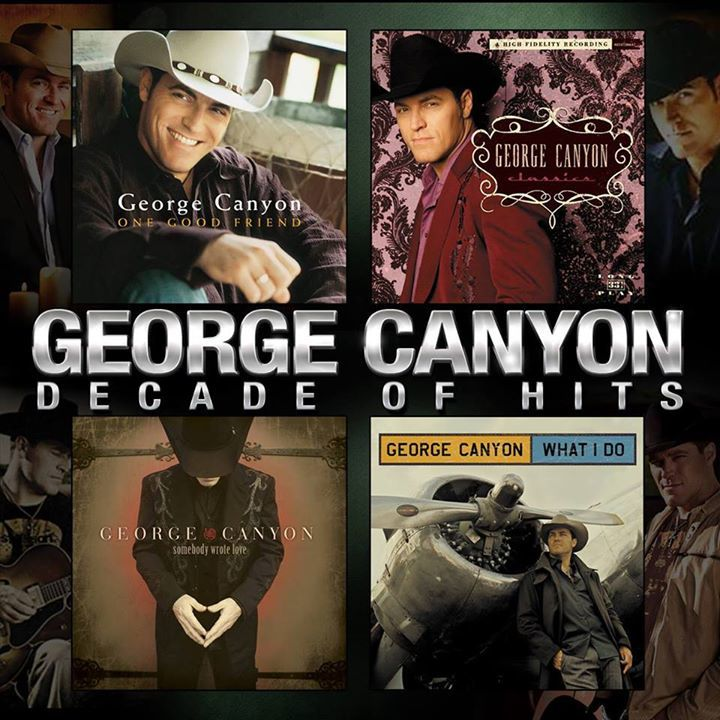 George Canyon @ Halo High Water Benefit Concert, Southern Alberta Jubilee Auditorium - Calgary, Canada