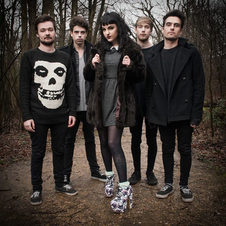 The Hype Theory @ Rescue Rooms 14+ - Nottingham, United Kingdom