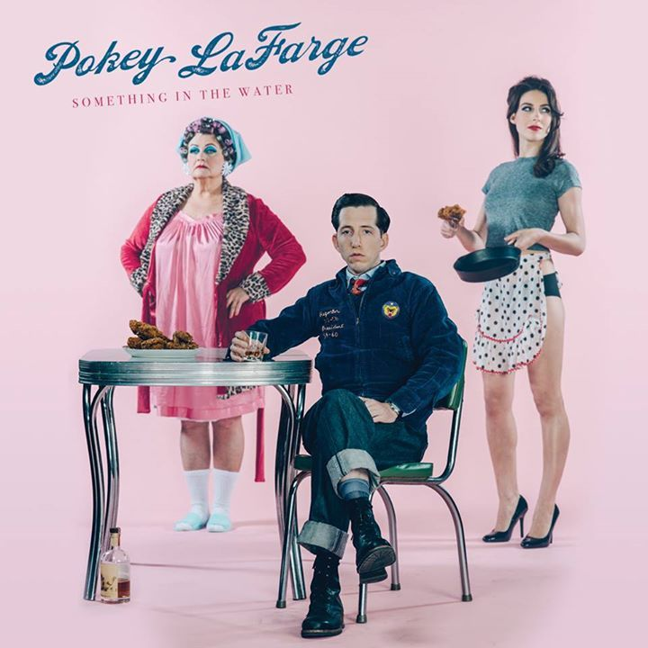 Pokey LaFarge @ Cherry Hinton Hall - Cambridge, United Kingdom