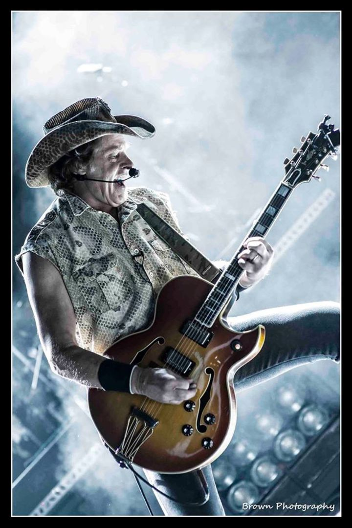 Ted Nugent @ Knitting Factory Concert House - Boise, ID