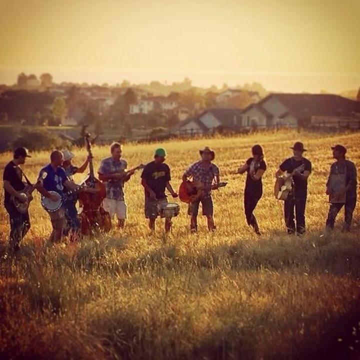 the Mother Corn Shuckers @ Slo Brew - San Luis Obispo, CA