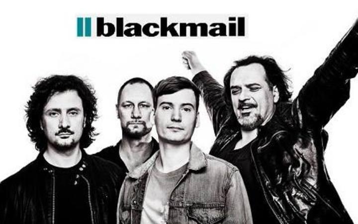 BLACKMAIL (Official) @ Nachtleben - Frankfurt, Germany