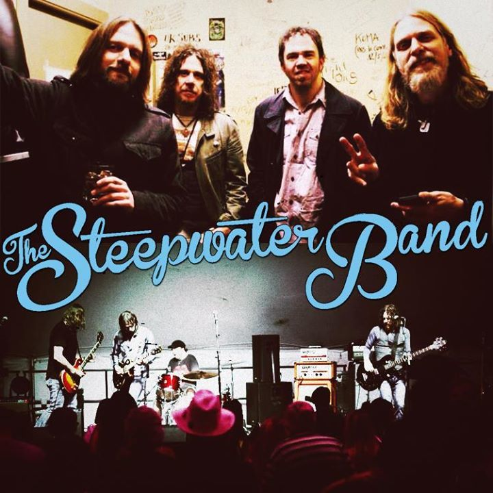 The Steepwater Band @ The Double Door Inn - Charlotte, NC