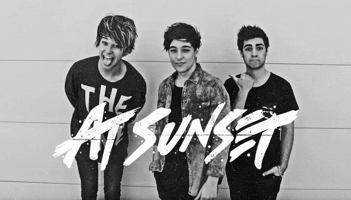 At Sunset Tour Dates