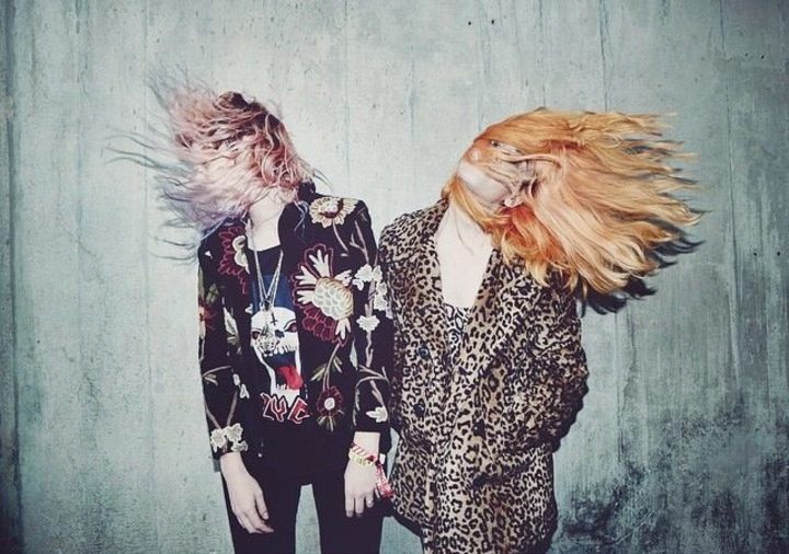 Deap Vally @ THE CROCODILE - Seattle, WA