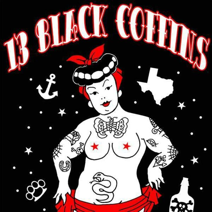 13 Black Coffins Tour Dates