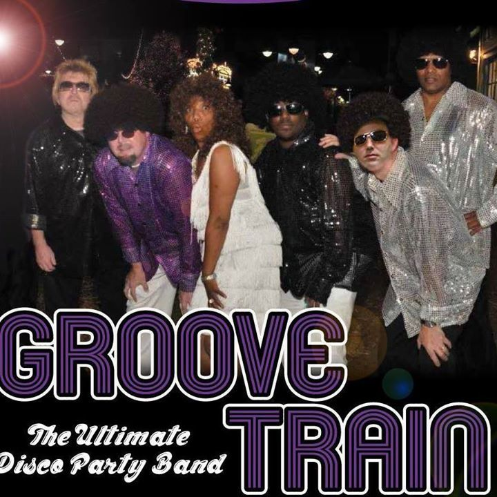 Groove Train @ JEFFERSON THEATER - Charlottesville, VA