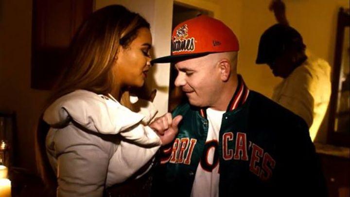 Pitbull MR.Worldwide @ TD Garden - Boston, MA