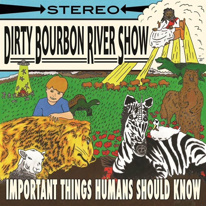 Dirty Bourbon River Show @ The Live Oak Music Hall & Lounge - Fort Worth, TX