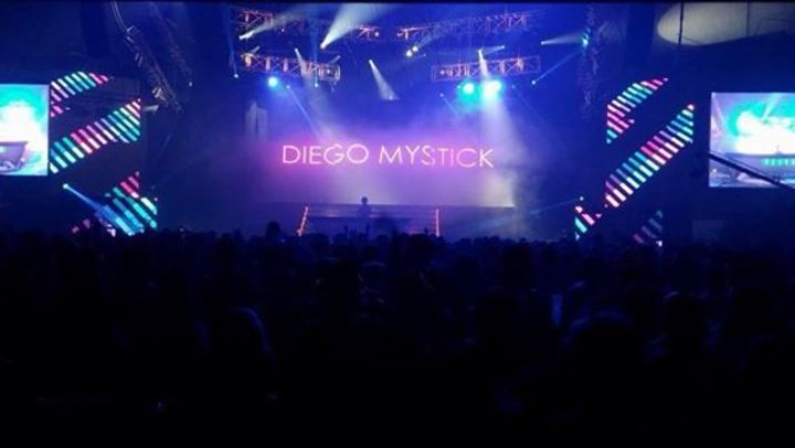 DIEGOMYSTICK Tour Dates